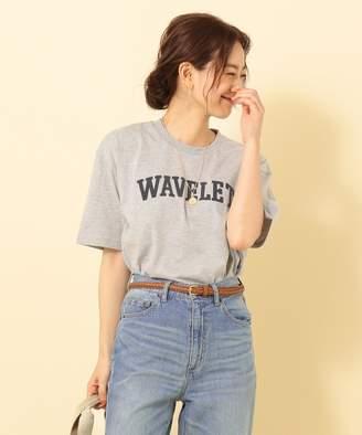 anyFAM (エニィファム) - any FAM 【汗ジミ軽減加工】ステインブロックビッグロゴ Tシャツ(C)FDB