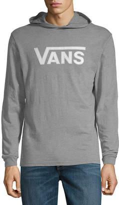 Vans Long Sleeve Hoodie