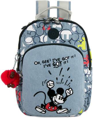 574cc2724127 Kipling Disney Mickey Mouse Seoul Go Small Backpack