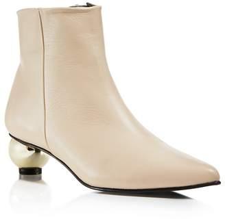 Carel Women's Superbe Leather Booties