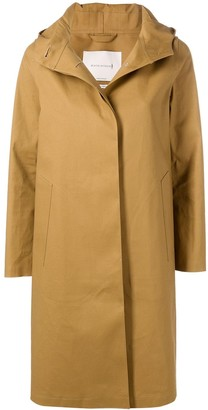 MACKINTOSH Autumn Bonded Cotton Hooded Coat LR-021