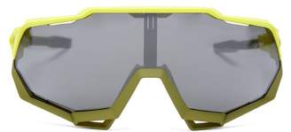 100% - Speedtrap Cycle Glasses - Mens - Yellow