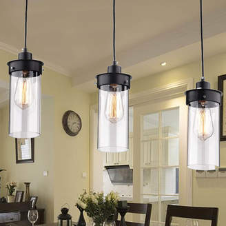 Brayden Studio Millet 3-Light Kitchen Island Pendant