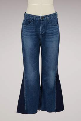 Elvia Higher Ground Gusset Crop jeans