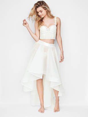 Victoria's Secret Dream Angels High-low Ruffle Skirt