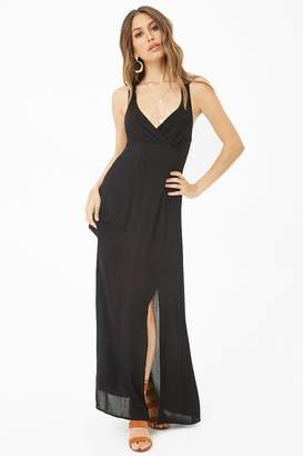444154308c8 Forever 21 Black Maxi Dresses - ShopStyle Canada