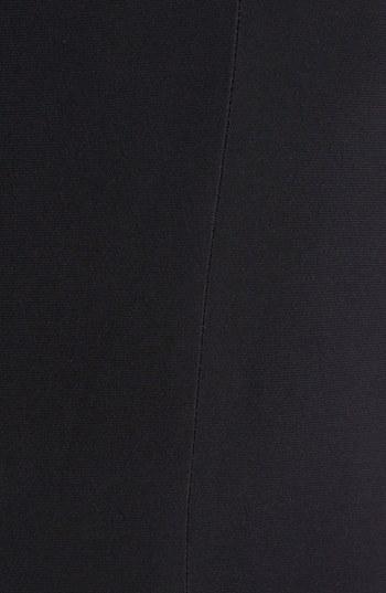 Adrianna Papell Embellished Jersey Sheath Dress