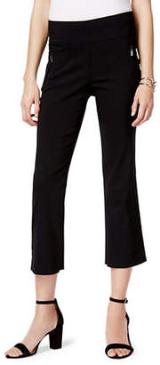 INC International Concepts Straight-Leg Cropped Pants
