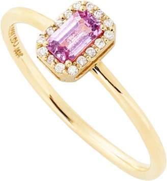 Alison Lou S Diamond Stack Ring