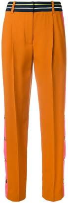 Peter Pilotto snap button trousers