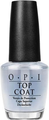 OPI PRODUCTS, INC. OPI Top Coat - .5 oz.