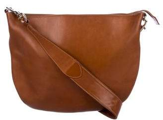 Gucci Vintage Leather Crossbody Bag