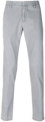 Dondup straight leg trousers