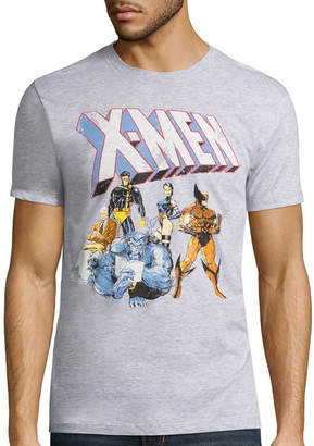 Novelty T-Shirts Marvel X-Men Intermission Graphic Tee