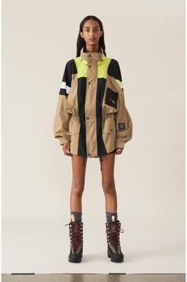 Ganni Kria Neoshell Shell Jacket