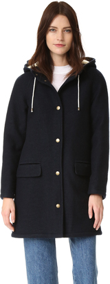 A.P.C. Julia Coat $690 thestylecure.com