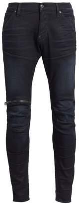 G Star Raw 5620 3D Zip Knee Slim Fit Jeans