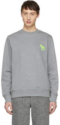 Paul Smith Grey Zebra Sweatshirt