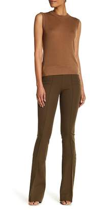 Veronica Beard Evelyn Long Flare Pants
