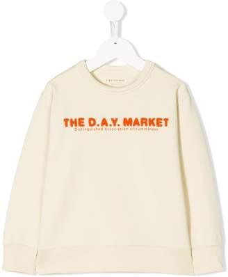 DAY Birger et Mikkelsen Tiny Cottons The Market graphic sweatshirt
