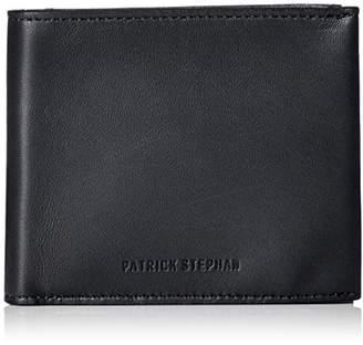 [パトリック ステファン]財布 二つ折り財布 プロンジェ ソフト ラム 羊革 183AWA02 チャコールグレー