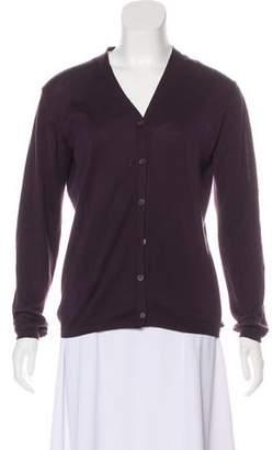Malo Casual Long Sleeve Cardigan