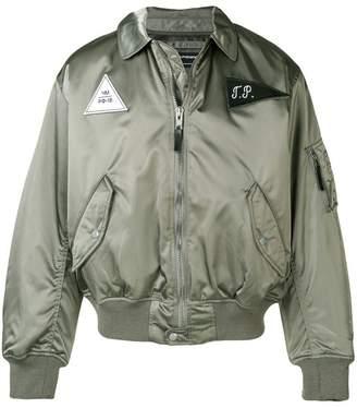 Gosha Rubchinskiy MA-1 Patch bomber jacket