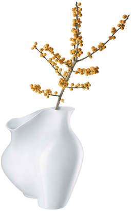 Rosenthal La Chute China Vase - White