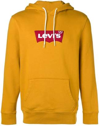 Levi's logo sweatshirt