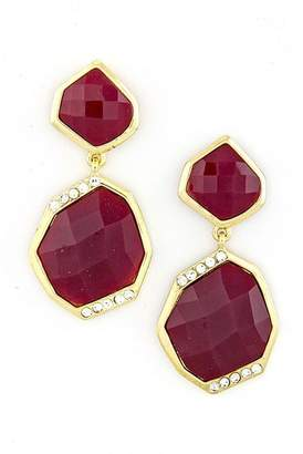 Wild Lilies Jewelry Faceted Jewel Earrings