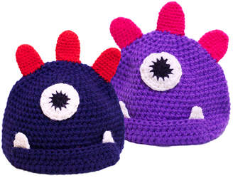 Kid o Grrr! Collection By Kid O' One-Eyed Earl & One-Eyed Edna Beanie Set