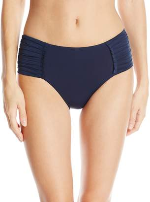 Seafolly Women's Goddess Pleated Retro
