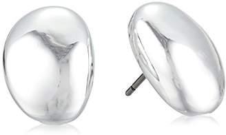 Chaps Women's Nugget Stud Earrings