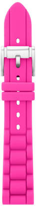 Fossil Silicone 18mm Watch Strap - Pink