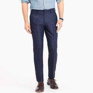 J.Crew Crosby Athletic suit pant in Italian stretch wool