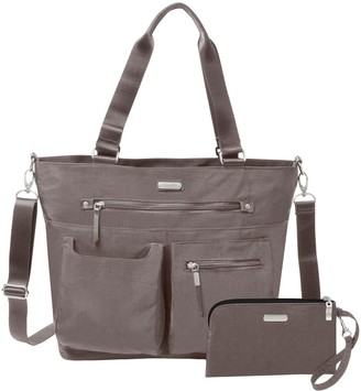 Baggallini Any Day Tote with RFID Phone Wristlet