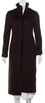 Andrew Gn Mink Long Coat