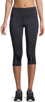 Marika Tek Kendall Energy Space-Dye Jersey Capri Leggings