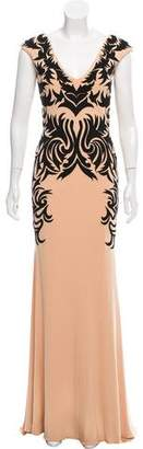 Jovani Embroidered Evening Dress w/ Tags