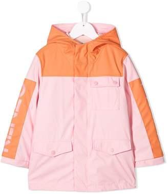 Kenzo double hooded jacket
