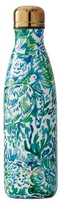 Swell S'well x Lilly Pulitzer(R) Race to the Wave 17-Ounce Stainless Steel Water Bottle