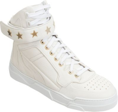 Givenchy Star Strap High Top