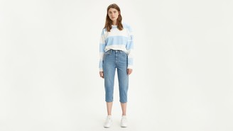Levi's Cropped Mom Women's Jeans