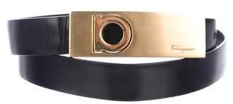 Salvatore Ferragamo Gancino Reversible Belt