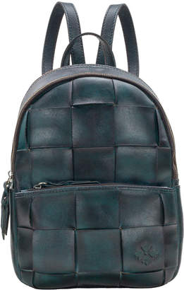 Patricia Nash Woven Jacini Backpack