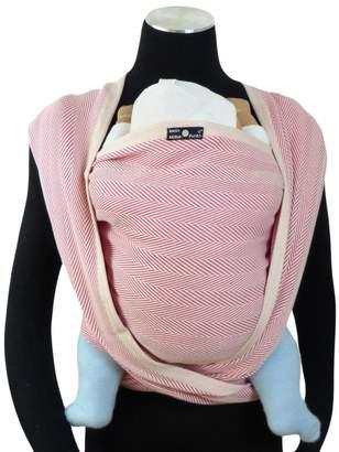 Lisca Didymos Woven Baby Wrap Raspberry Size 8 570 cm