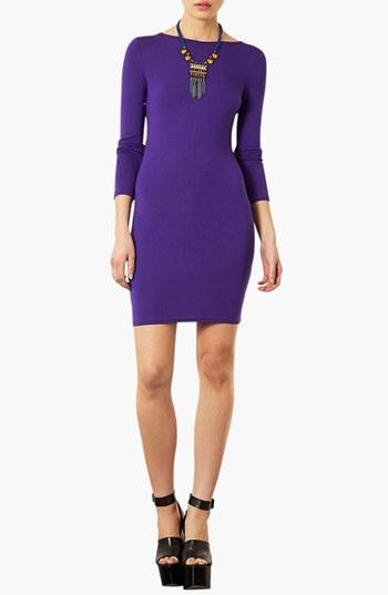 Topshop Body-Con Dress