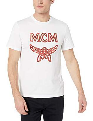 MCM Men's Project (RED) Logo T-Shirt