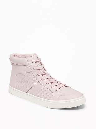 Old Navy Faux-Leather High-Tops for Women