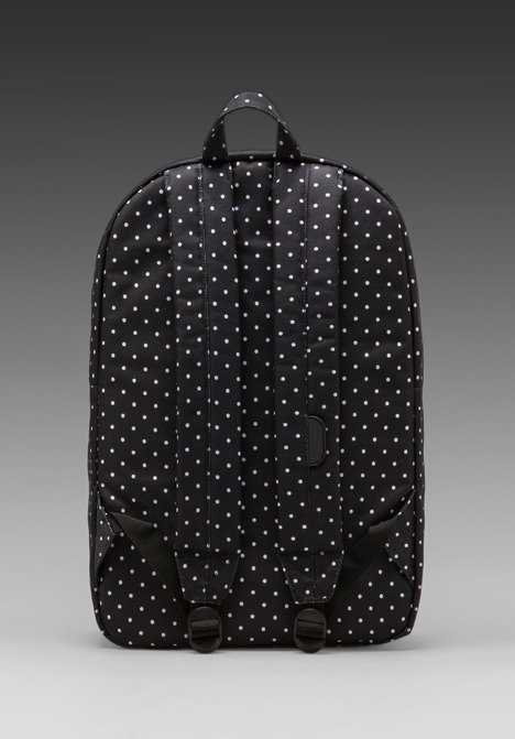 Herschel Heritage Polka Dot Backpack